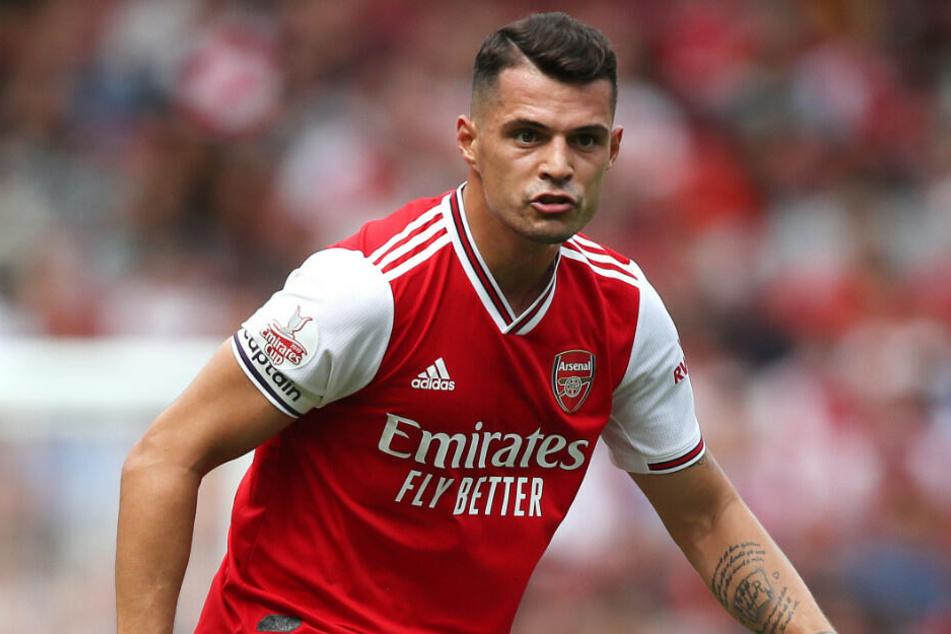 Granit Xhaka wird wohl doch beim FC Arsenal bleiben.