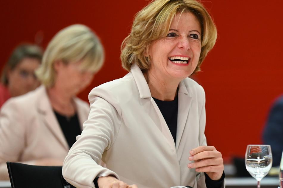 Malu Dreyer (SPD) ist die Ministerpräsidentin des Landes Rheinland-Pfalz.