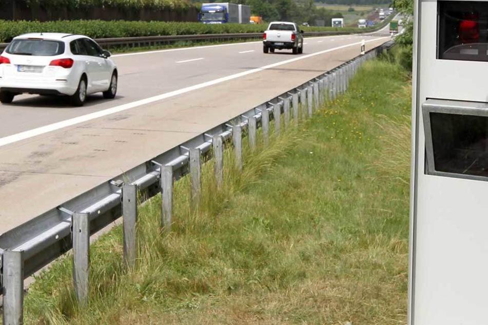 Auf der A13 war am Mittwoch ein betrunkener Audi-Fahrer unterwegs.