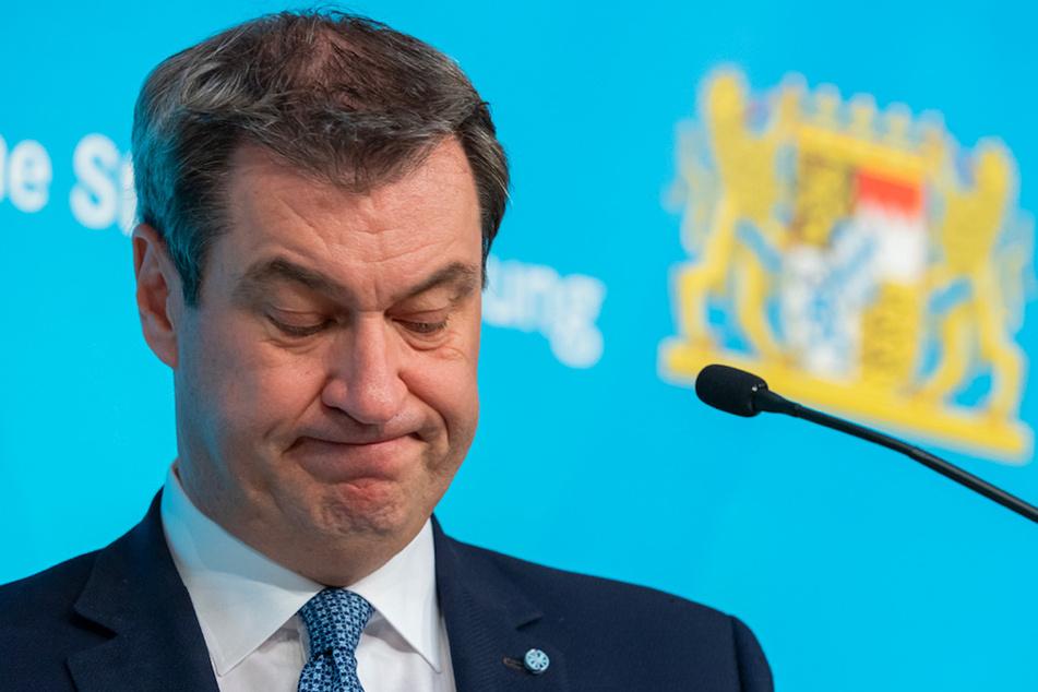 Markus Söder (53, CSU), Ministerpräsident von Bayern, befürchtet eine frühe zweite Corona-Welle.