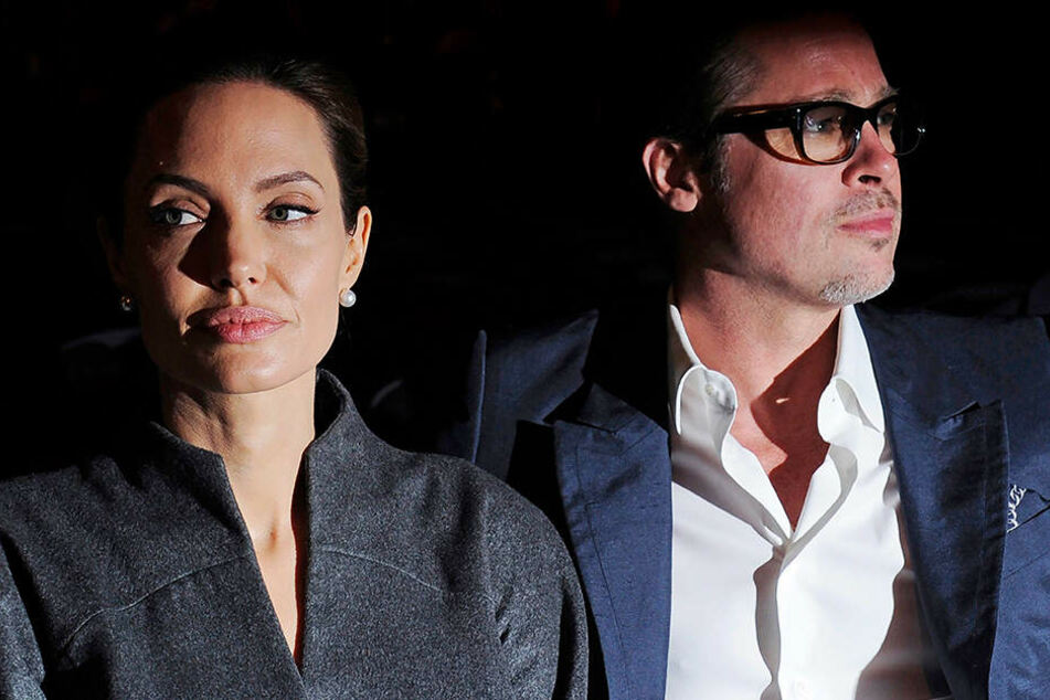 Aus und vorbei: Der Scheidungskrieg setzt dem ehemaligen US-Schauspielerpaar Angelina Jolie und Brad Pitt mächtig zu.