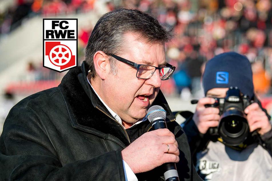 RWE-Pressesprecher Mohren verlässt Posten