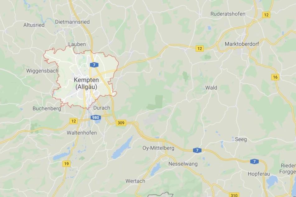 In Kempten in Bayern ist es zu einem Tötungsdelikt gekommen. Ein Mann (56) steht unter Verdacht.