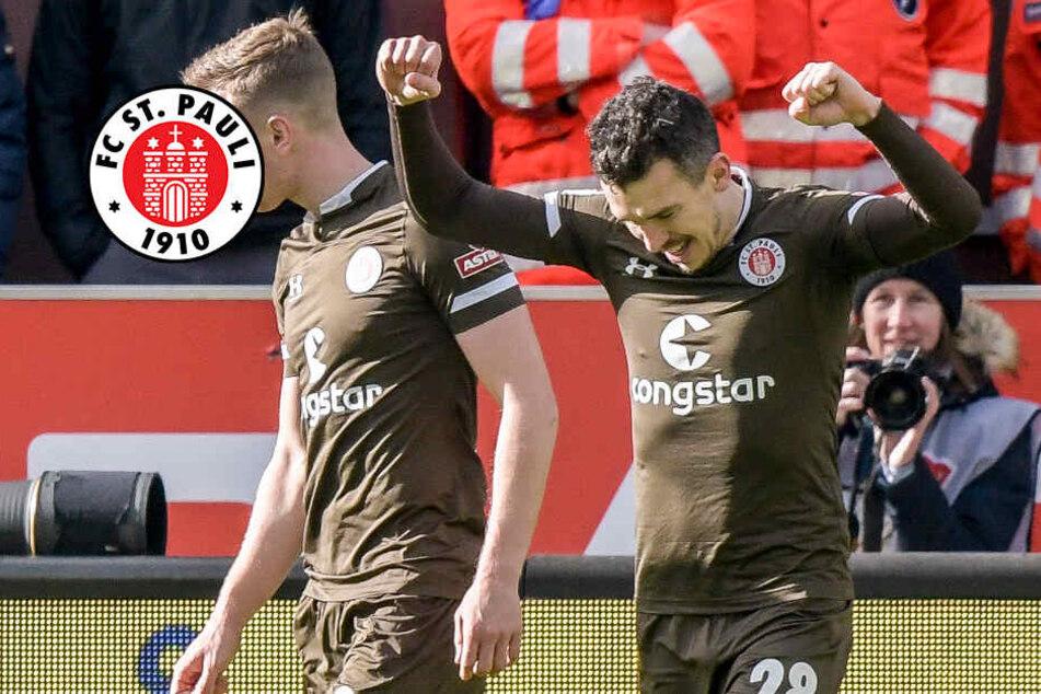 Erster Heimsieg 2020! FC St. Pauli schlägt VfL Osnabrück und verschafft sich Luft