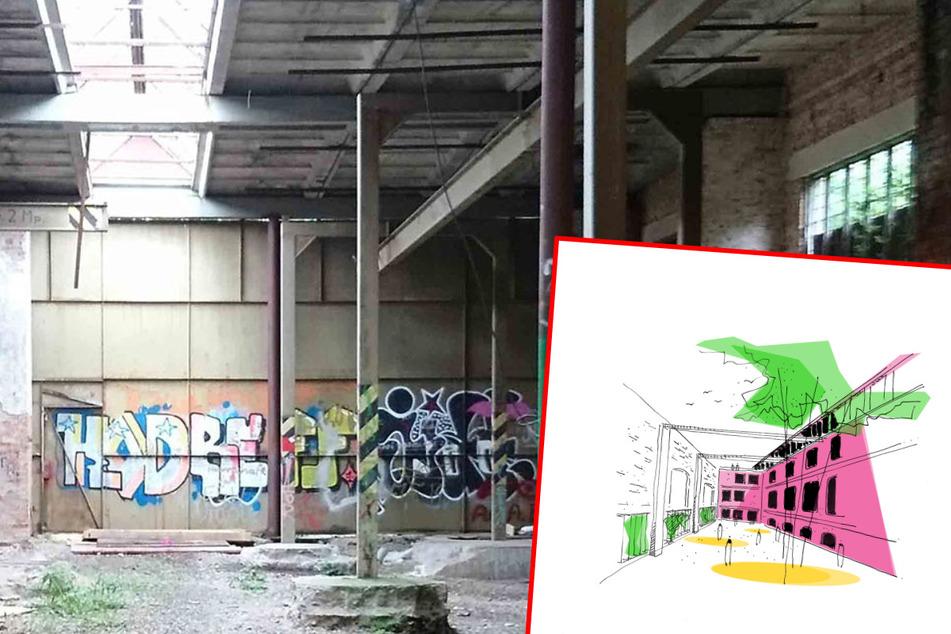 Hier wurde die Blockschokolade erfunden: Fabrik-Ruine wird zum Familientreff