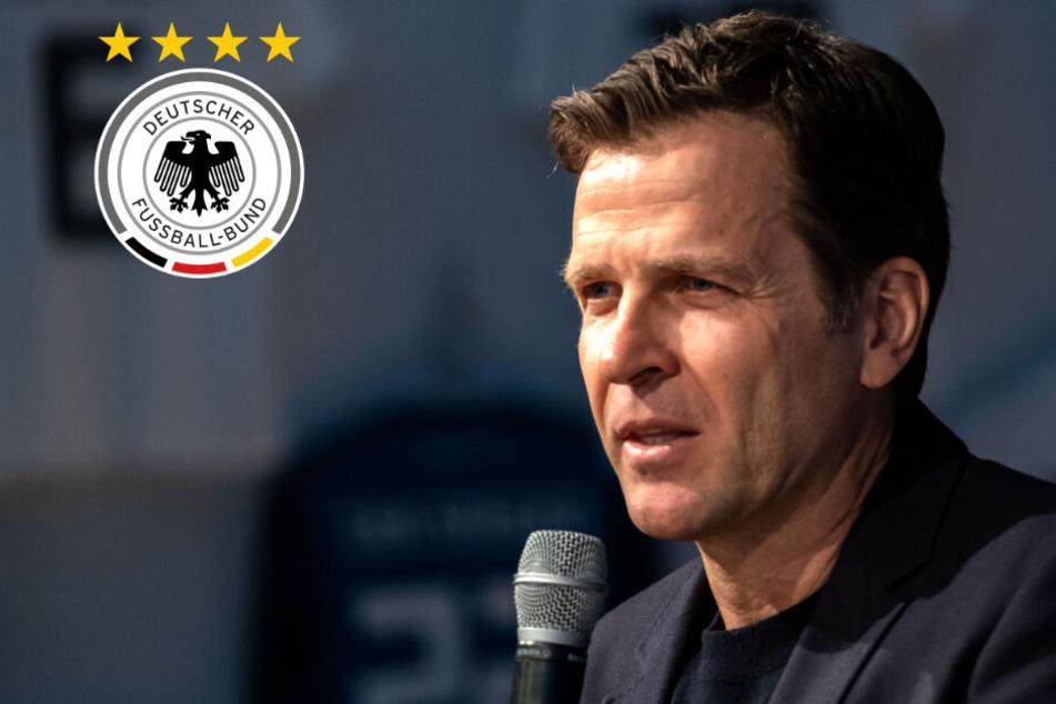 Klartext von Bierhoff: Erst mal kein Abschiedsspiel für Müller, Hummels und Boateng