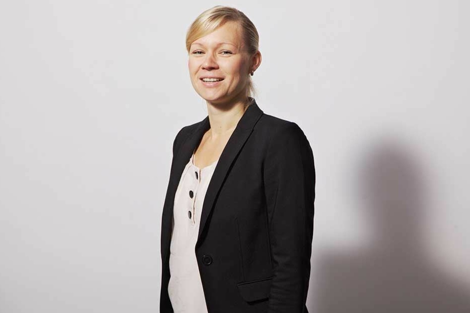Christina Siebenhüner (36), Sprecherin der Verbraucherzentrale Sachsen mit Sitz in Leipzig.