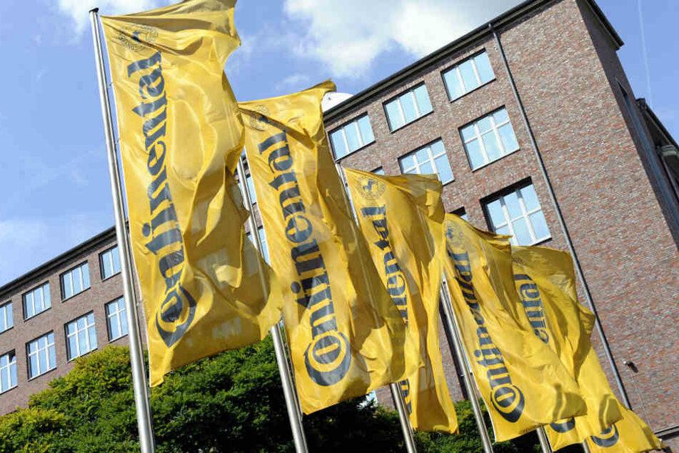 Continental beschäftigt in Hessen mehr als 18.000 Menschen. (Symbolbild)