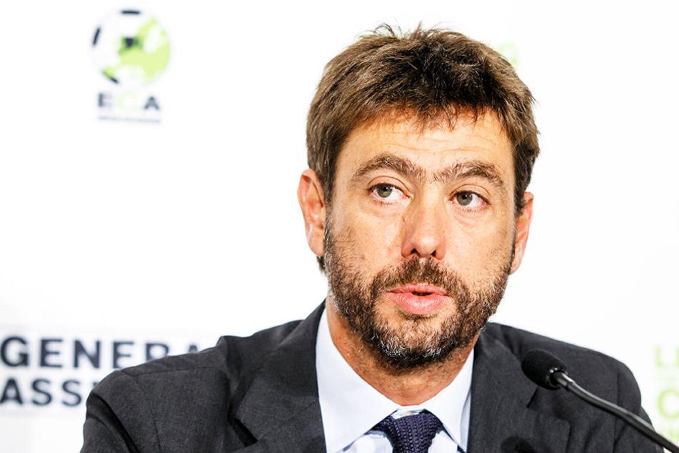 Die Europäische Fußball-Union plant laut dem Vorsitzenden Andrea Agnelli, der auch Präsident von Juventus Turin ist, einen dritten Europacup-Wettbewerb ins Leben zu rufen.