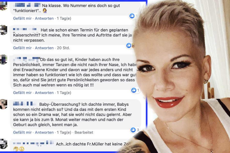 """Wieder Shitstorm für schwangere Melanie Müller: """"Mia wäre schon in Obhut des Jugendamtes"""""""