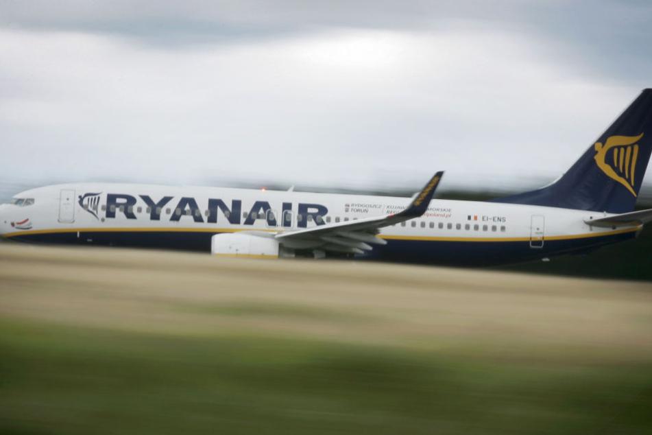 Die Maschine war auf dem Weg von Zypern nach Dublin. (Symbolbild)