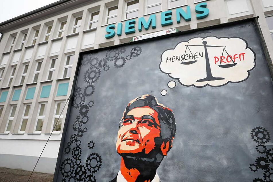 Laut Bundeswirtschaftsministerium erhielt Siemens für seinen Leipziger Standort knapp 21 Millionen Euro an Fördergeldern.