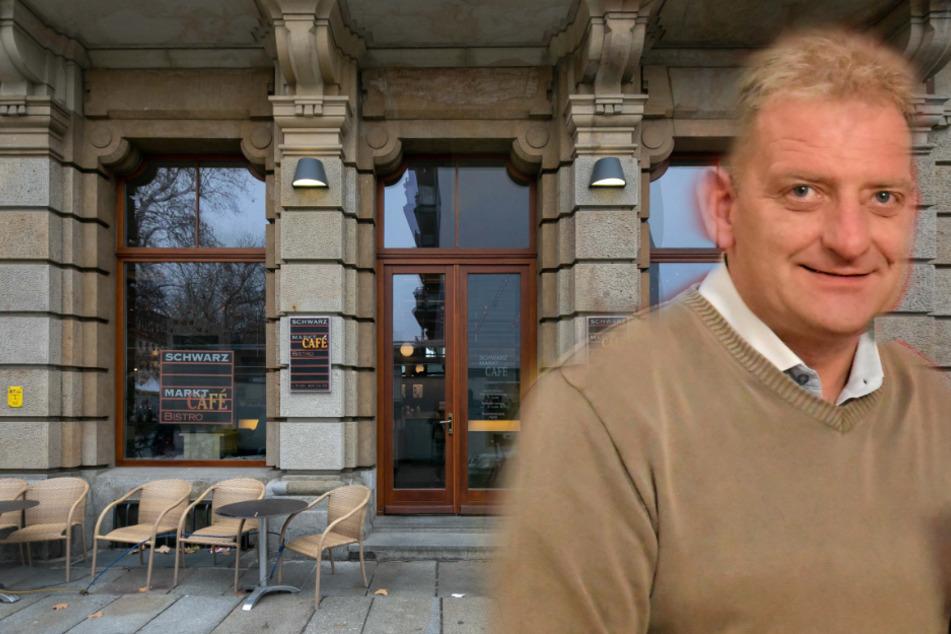 Dresden: Bäcker Reimann rettet das Schwarzmarkt Café