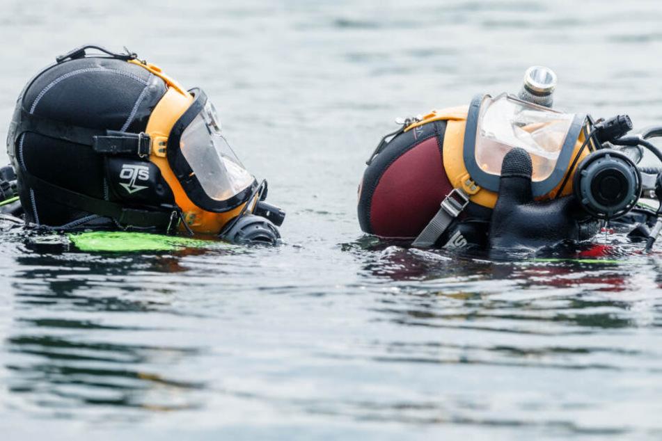 Drama an See: Taucher vermisst, erste Suchaktion endet erfolglos