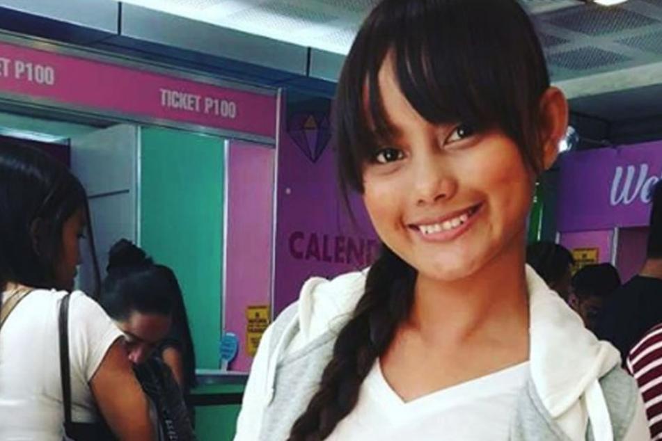 Die heute 14-jährige Rita Gaviola ist mittlerweile ein echter Star.