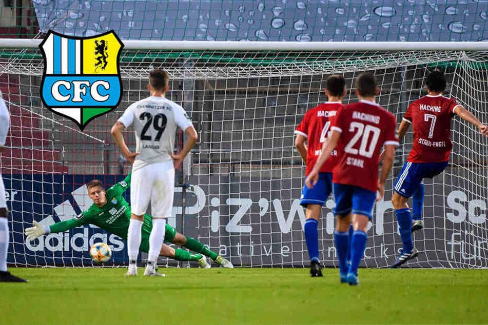 Pleite in Unterhaching: CFC bleibt sieglos!