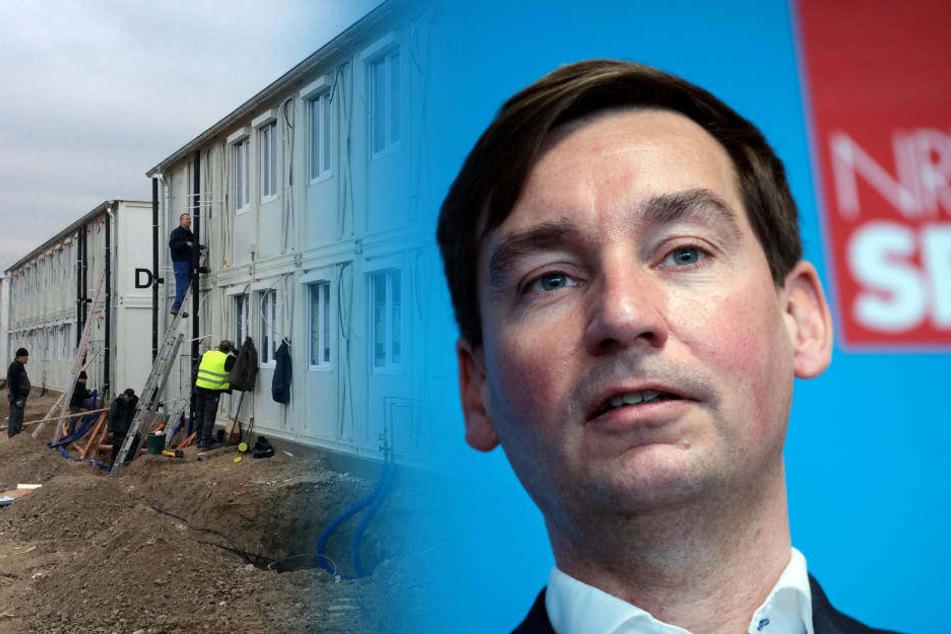 Asyl-Kompromiss: NRW-SPD gegen geschlossene Transit-Zentren