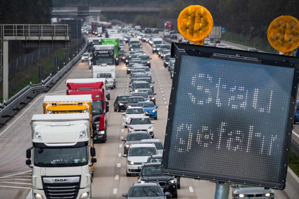 ADAC warnt vor Staus auf Autobahnen zum Ferienstart