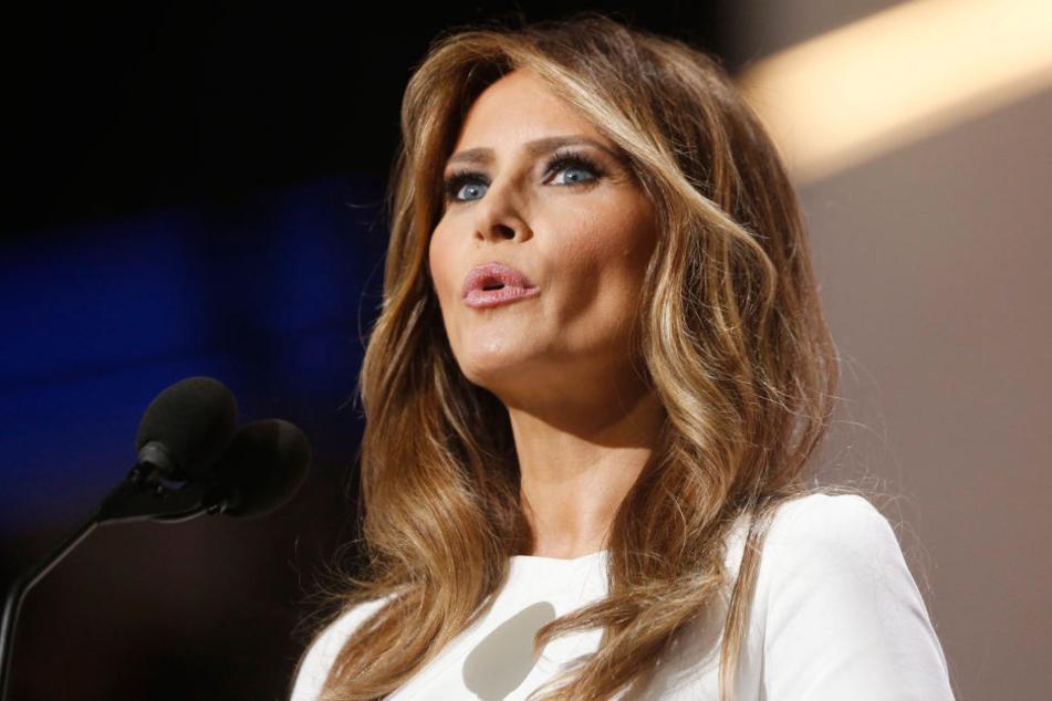 In einem bereits 18 Jahre alten Radio-Interview mit Moderator Howard Stern verriet Melania Trump (46) pikante Details über ihr Sex-Leben mit dem Präsidenten.