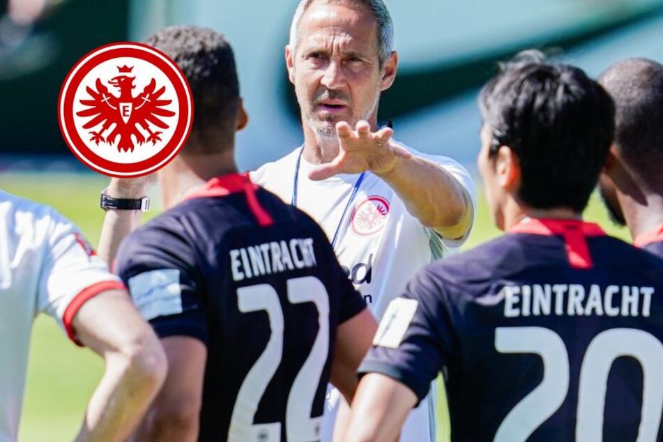 Eintracht reist mit Mammut-Kader ins Trainingslager: Doch viele Fragen bleiben offen