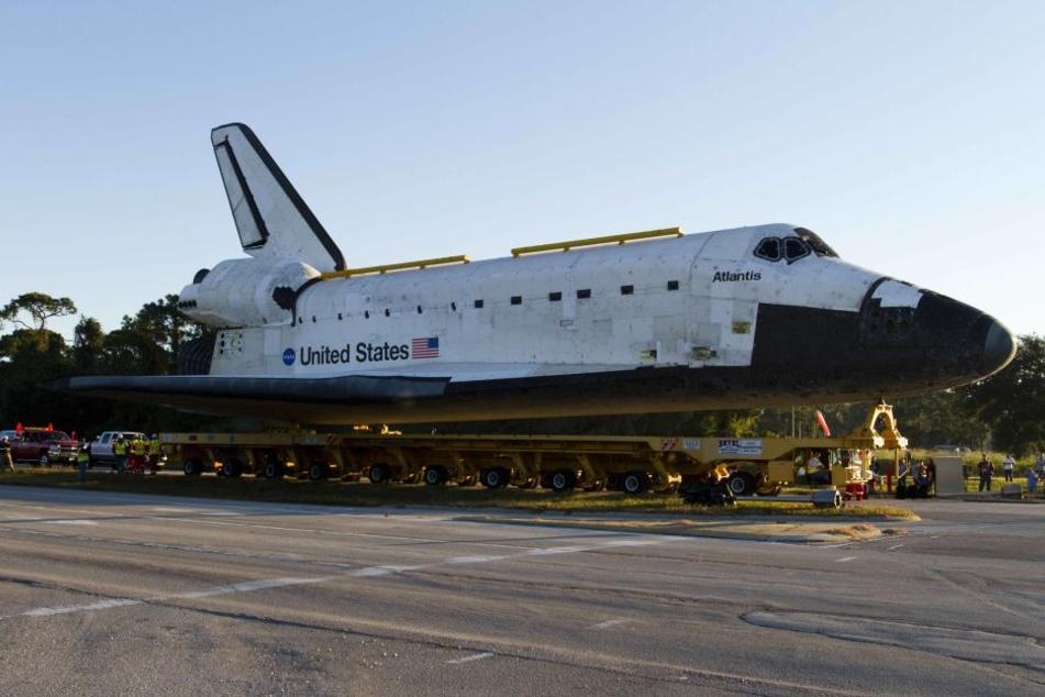 """Ein User bietet auf der Plattform """"Autoscout24"""" ein Space-Shuttle für schlappe 160.490.746 Euro an (Symbolbild)."""