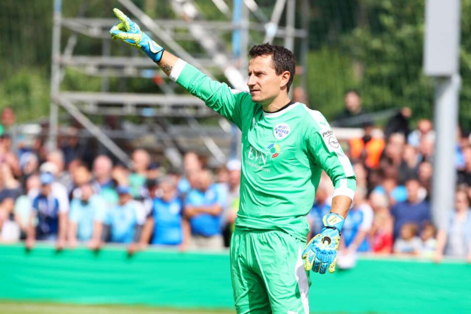 Zuletzt spielte Jan Glinker beim FSV Wacker Nordhausen.