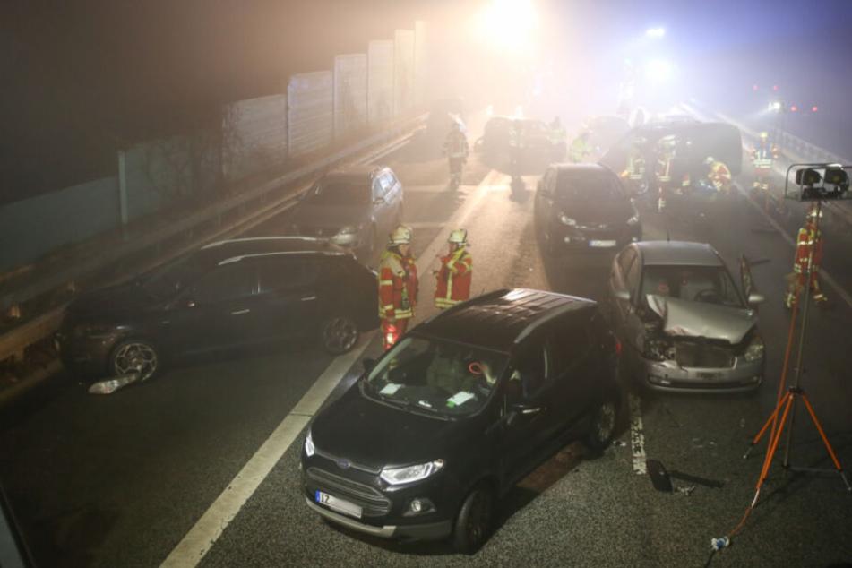 Kerstin Ott als Ersthelferin nach Autounfall