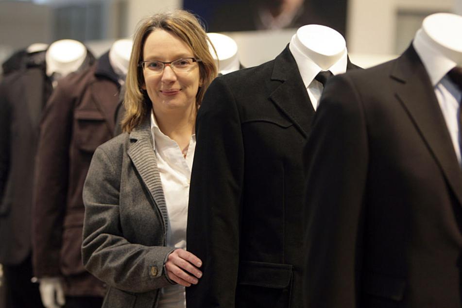 Die Vorstandsvorsitzende der Ahlers AG, Stella Ahlers (53), hat den Stellenabbau mitbeschlossen.