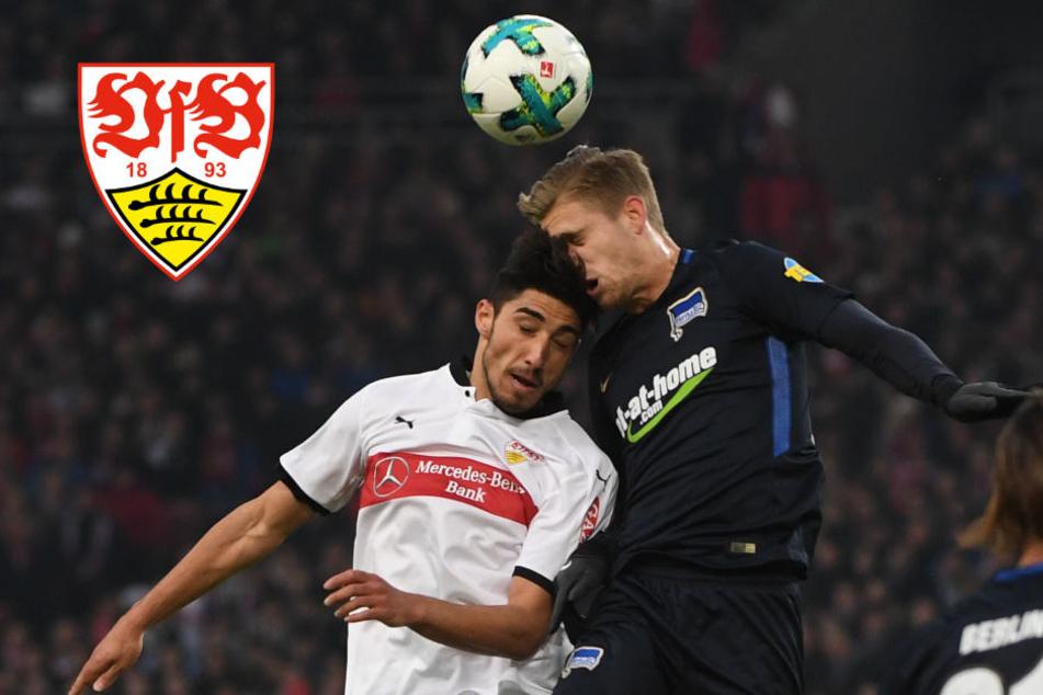 VfB gewinnt bei Gomez-Comeback mit 1:0 gegen Hertha: Sieg dank Eigentor