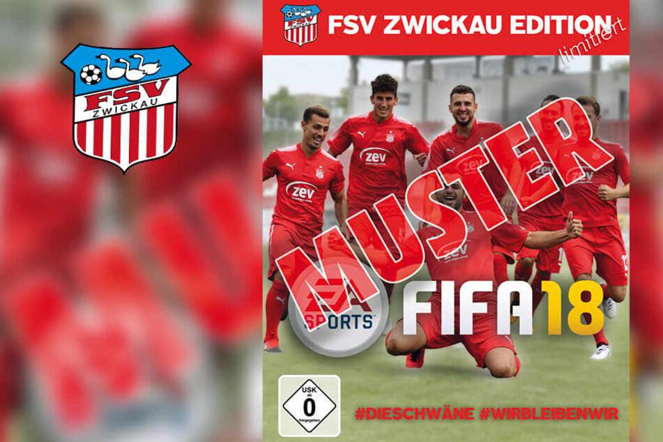 Streng limitiert! FIFA18 bekommt eine FSV-Edition