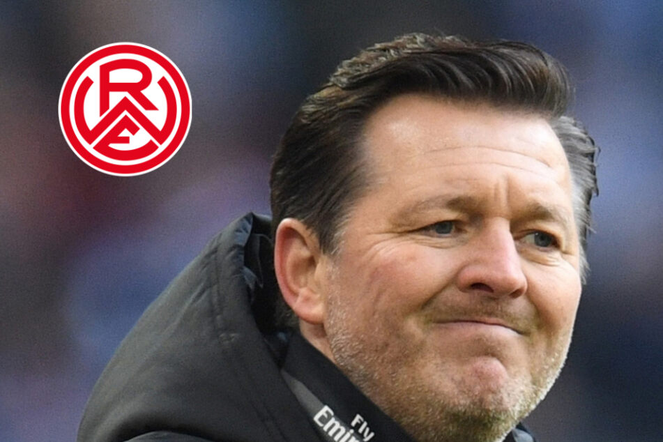Paukenschlag in Essen: Ex-HSV-Coach Titz und Rot-Weiss gehen getrennte Wege!
