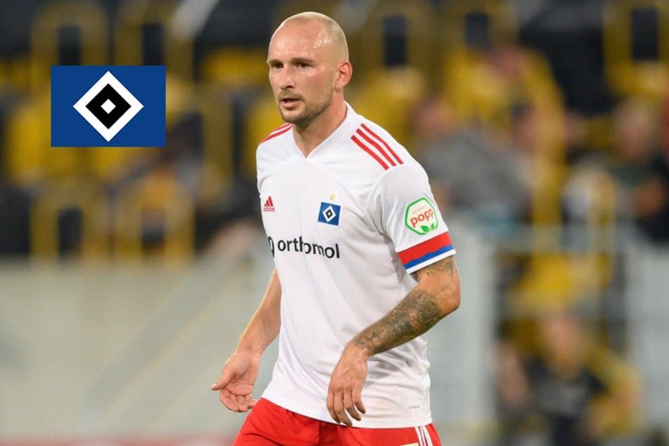 DFB-Sportgericht reduziert Sperre für HSV-Profi Leistner!