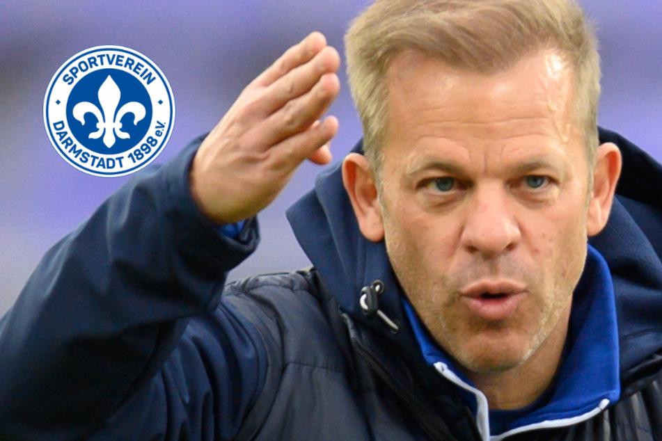 Vor Spitzenspiel gegen den HSV: Darmstadt plagen Personalsorgen