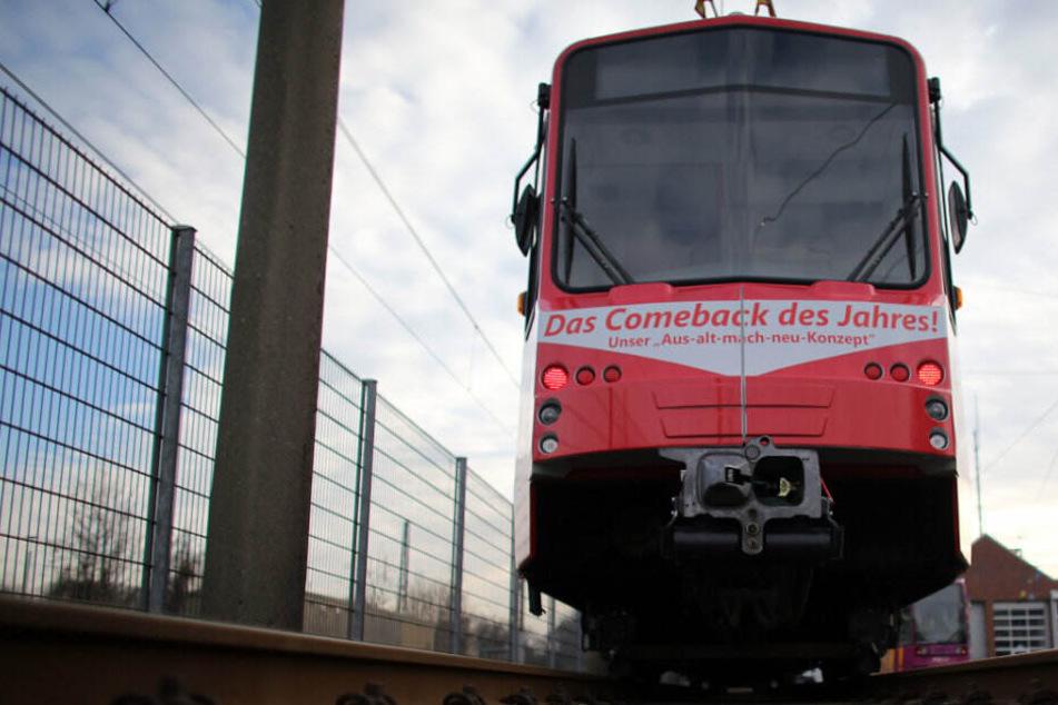 Ein Fahrzeug der Stadtbahn Bonn. In Zukunft soll in bestimmten Abschnitten ein 5-Minuten-Takt gelten.