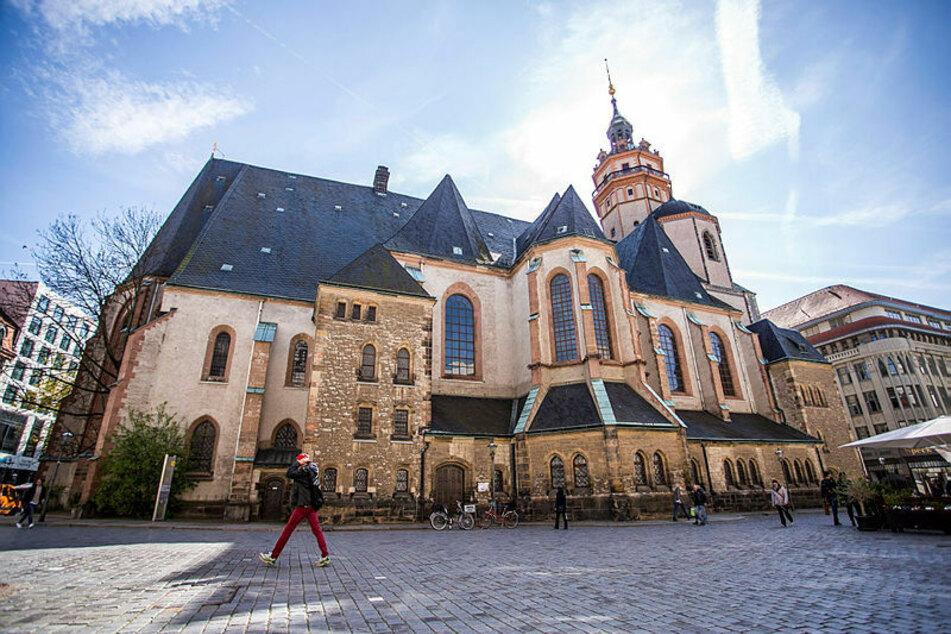 Die Rede zur Demokratie findet in der Leipziger Nikolaikirche statt.
