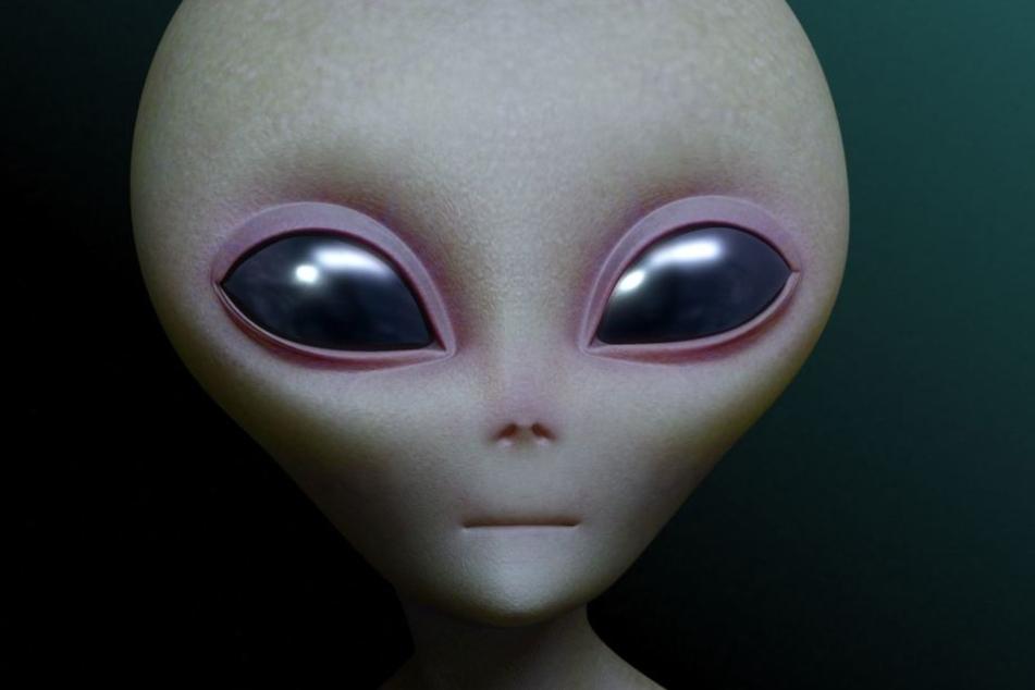 Mögliche Besuche von Aliens ist dagegen nicht das Spezialgebiet des Ufo-Forschers (Symbolbild).