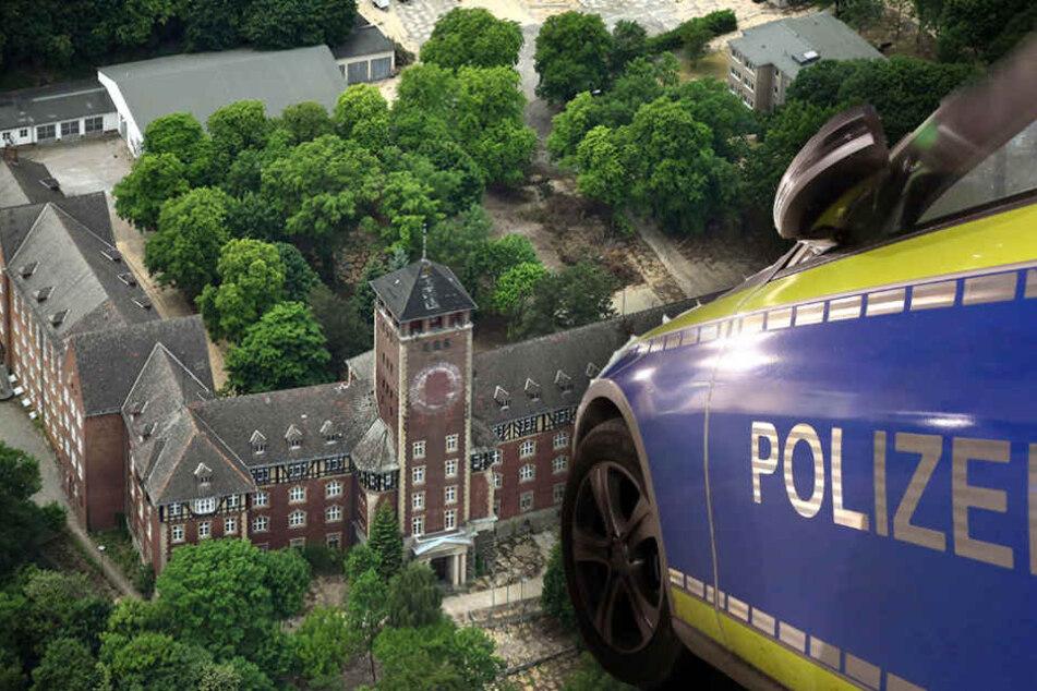 Am Potsdamer Brauhausberg wurde am Sonntagnachmittag ein toter Mann gefunden. (Symbolbild)