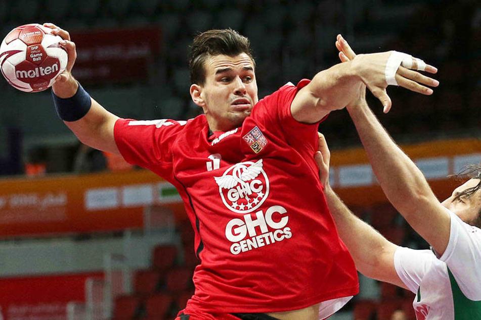 Der tschechische Nationalspieler Roman Becvar (28) wird den SC DHfK vorzeitig verlassen.