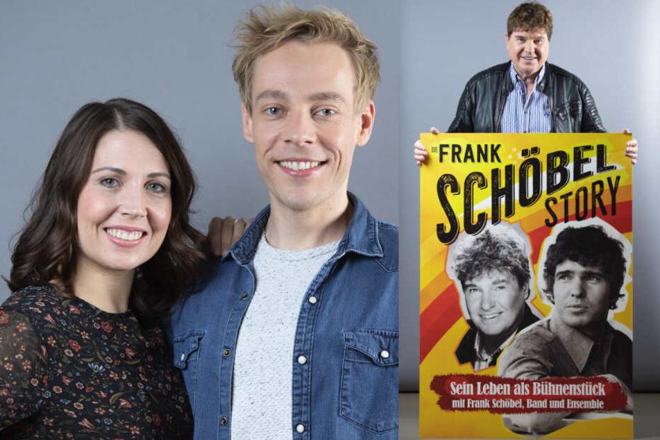 Frank Schöbel bringt sein Leben auf die Bühne - und spielt sich selbst