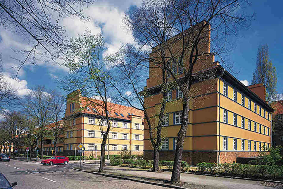 Über 40 Millionen Euro will die LWB 2017 in die Modernisierung und Instandhaltung alter Gebäude investieren.