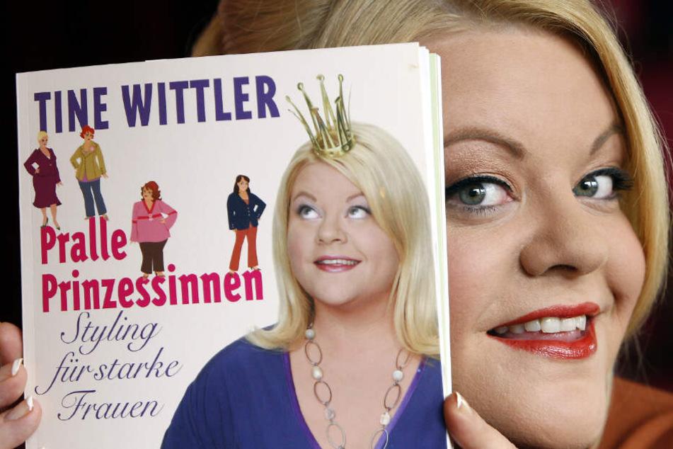 Bereits 2008 veröffentlichte die Ex-Moderatorin ein Buch.