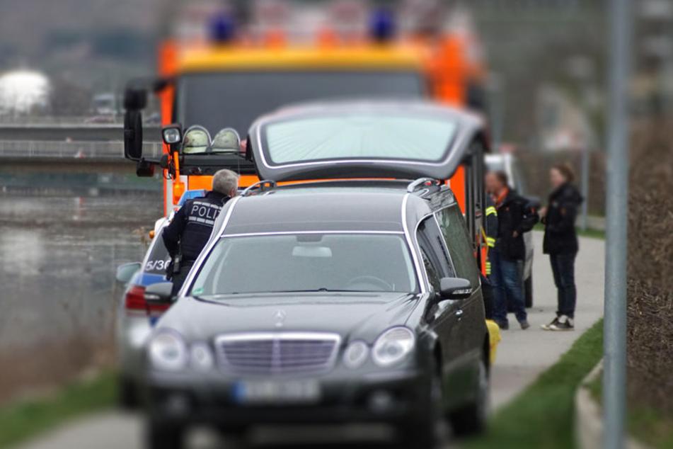 Potsdamerin tot aus der Havel geborgen