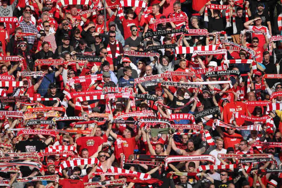 Unions-Anhang sorgte mit der Reise nach Basel für Begeisterung der FCB-Verantwortlichen.