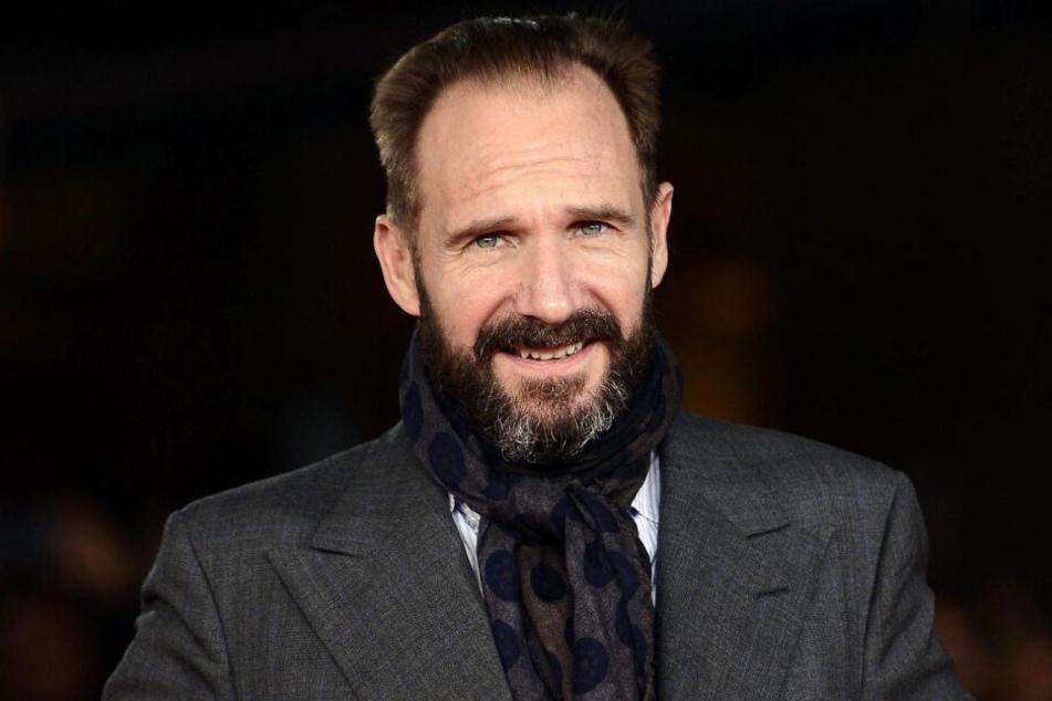 Ralph Fiennes wird die Auszeichnung in München entgegennehmen.