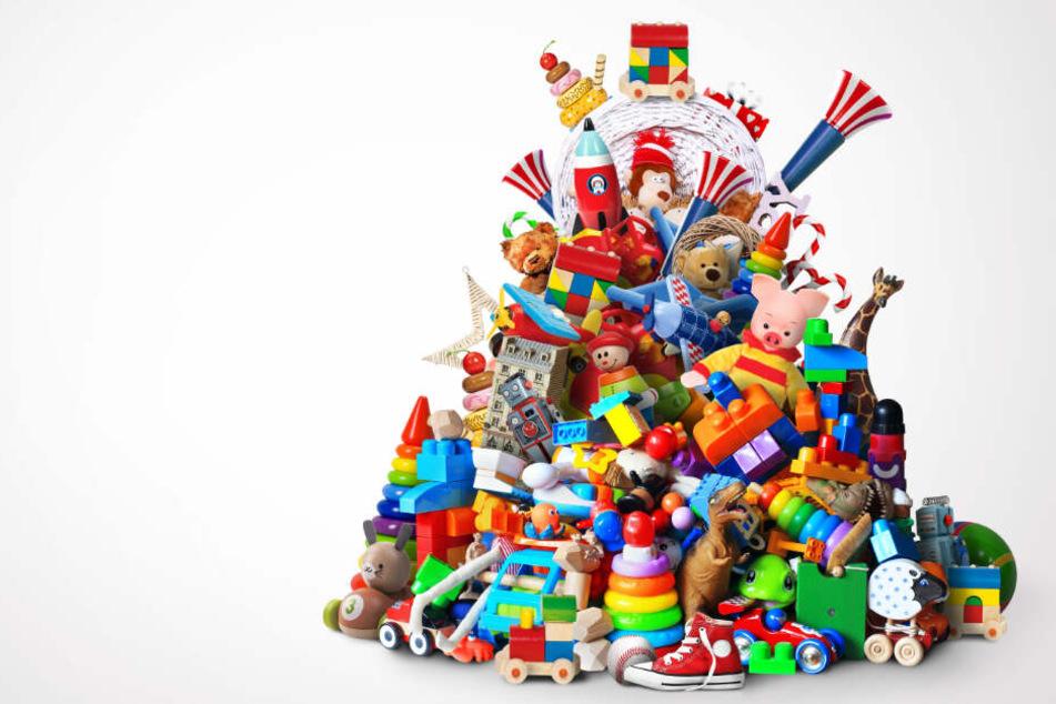 Mit 300 Geschenken wollte sie den Kindern eine Freude machen. (Symbolbild)