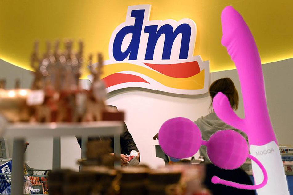 """Bei """"dm"""" gibt es bald heißes Sexspielzeug zu kaufen"""