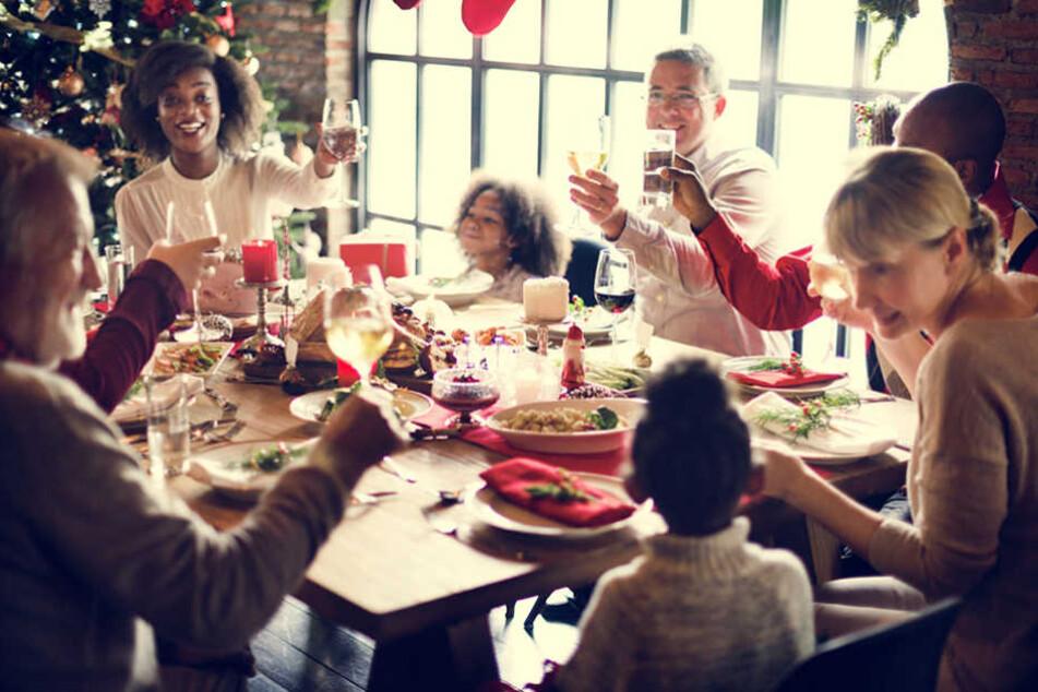 Weihnachten mit der Familie könnte so schön sein… wenn da nicht immer die Familie wäre…