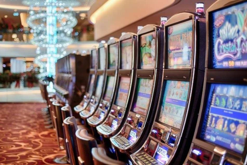 Es gibt eine riesige Auswahl an Spielautomaten