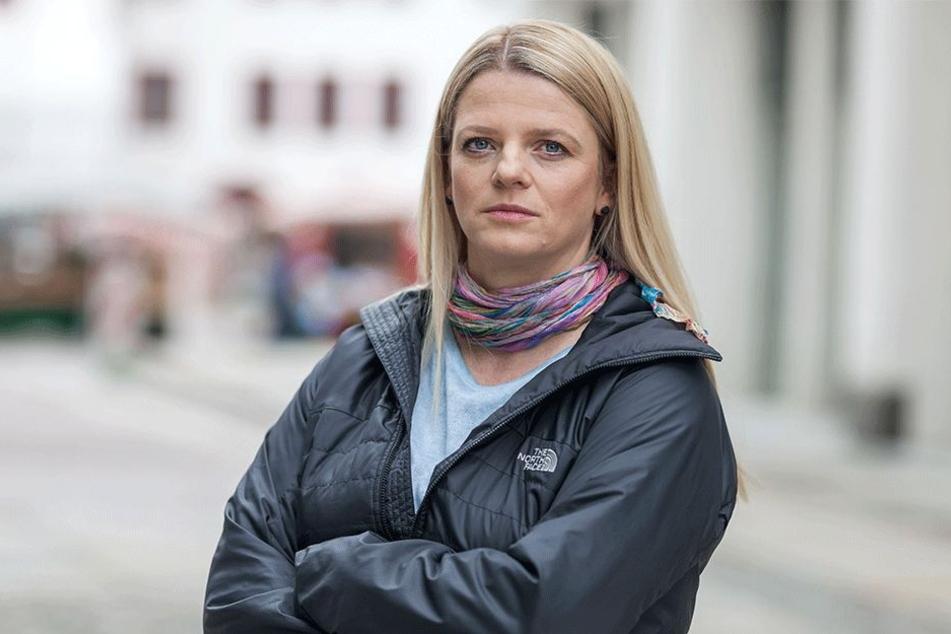 Linken-Stadträtin Susanne Schaper (39) ärgert sich, dass die Stadt so zögerlich handelt.