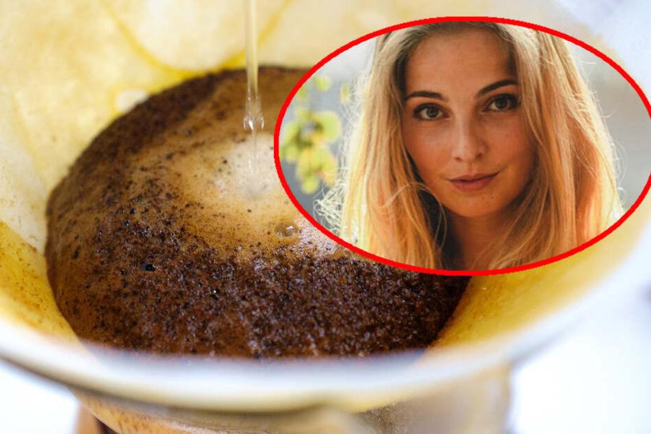 Ihr glaubt nie, wofür man Kaffeesatz noch nutzen kann